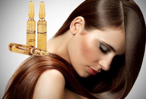 Популярные салонные процедуры для восстановления волос