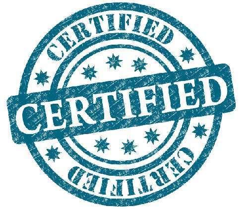 правила оформления сертификата соответствия тр тс на товары